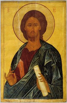 """Christ, """"Ruler of All"""" (Pantocrator) – Damascene Gallery Christ Pantocrator, Medieval, 12 Tribes Of Israel, Jesus Christus, Russian Icons, Holy Quotes, Byzantine Art, Hagia Sophia, Orthodox Icons"""