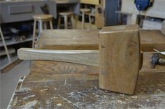 Here's my mallet - Paul Sellers on making his own mallet...