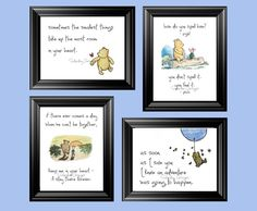 pooh quotes...