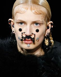 givenchy septum ring - Google Search