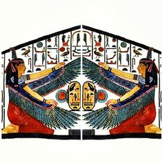 Ma'at and Egyptian goddess, would have each tattooed on my ribs!