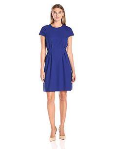 Women's Dresses Short-Sleeve A-Line Sheath