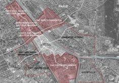 Archikubik (Carmen Santana) - Schéma Directeur d'Urbanisme Ivry Port Nord - Ivry-sur-Seine (Paris suburb)
