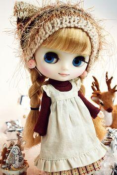 Friend of the Forest - Middie Blythe Custom Doll  #doll #blythe #middieblythe…