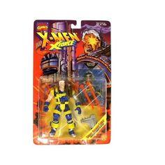X-Men: X-Force Urban Assualt Cable Action Figure