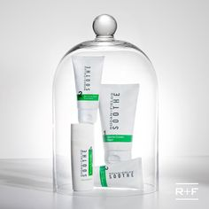 Is your skin tired of life's ups and downs? Help calm sensitive skin against environmental factors with RFp3 peptide technology in #SOOTHERegimen. Beauty First, Coat, Jackets, Fashion, Moda, Sewing Coat, Jacket, Fasion, Coats