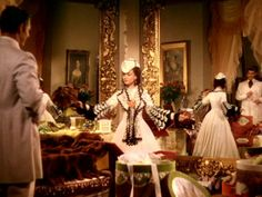 Scarlett O 39 Hara Vivien Leigh With Ashley Wilkes Leslie Howard In Gone With The Wind Ashley
