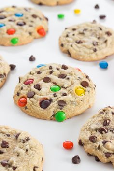 These 2 secret ingredients make for the BEST EVER bakery-style cookies! Chelsea's Messy Apron via Baking and Cooking, A Tale of TWo Loves onto Favorite Recipes