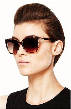 How to shop sunglasses for your face shape.