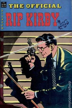Official Rip Kirby #1
