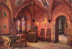 Late Medieval Russian  opulence - royal indeed !