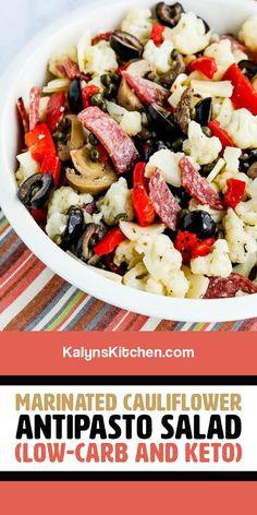 Salad Recipes, Diet Recipes, Cooking Recipes, Healthy Recipes, Healthy Meals, Yummy Recipes, Recipies, Antipasto Salad, Salads