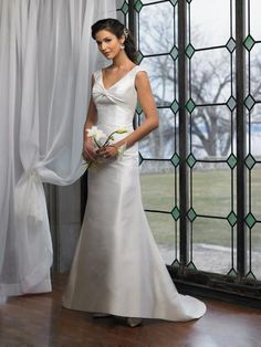 wedding dresses for second marriages | ... simple wedding dress Hidden Beauties of Simple Wedding Dresses