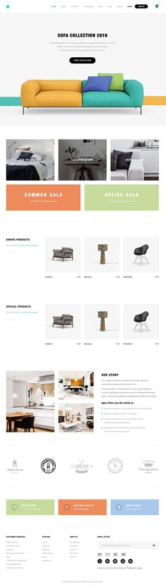 Apus is a uniquely designed 15 in 1 eCommerce website template designed in Photoshop with a simple & beautiful look. #psdtemplate #webdesign Download Now!