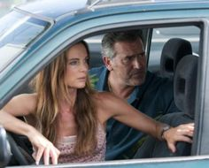 Fiona and Sam burn notice. i realize fi is not a guy, but her and sam def have a bromance type relationship