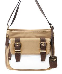 Jessica Simpson Collection brown tones purse <3