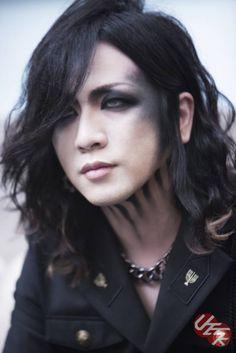 Ruki(The GazettE)