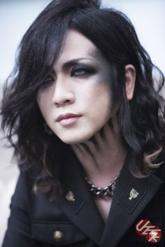 Ruki(The GazettE)