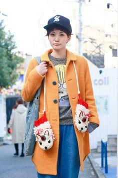 Street Style #Japan #snaps