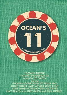 Ocean's Eleven by JOEL AMAT GÜELL