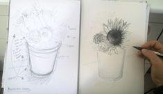A Still Life Drawing