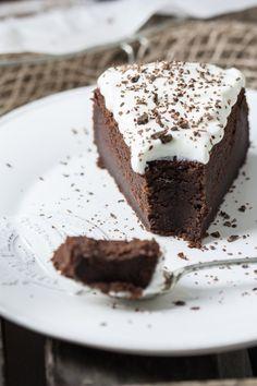 chocOlate fondant guinness cake