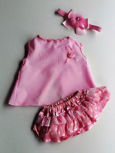 conjunto blusa + calcinha bunda rica infantil mimo's