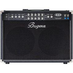 Bugera 333-212 120W 2x12 Tube Guitar Combo Amp