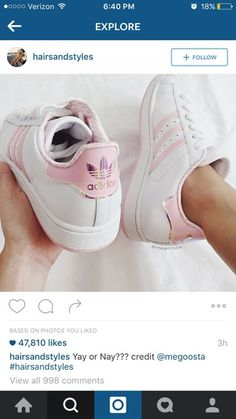 There is 1 tip to buy shoes, adidas, superstar, roze, adidas superstars. Holographic Boots, Holographic Adidas, Girls Sneakers, White Sneakers, Pink Adidas, Adidas Sneakers, Buy Shoes, Adidas Superstar, Adidas Stan Smith