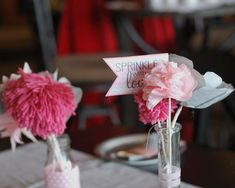 """""""Sprinkled with Love""""  Baby Shower Party Ideas 