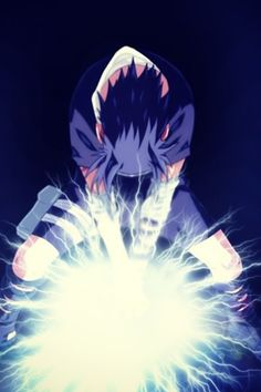 Day 9: Favorite Jutsu. My favorite justu will probably always be the classic chidori. Don't know why, it just is.