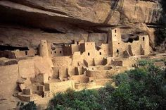 Mesa Verde National Park is one of the most beautiful places in Colorado, and should be on everybody's bucket lists! Places To Travel, Places To See, Vacation Places, Vacations, Travel Destinations, Lost City, Ancient Civilizations, Trip Planning, Beautiful Places