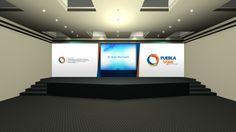 Instalación para conferencia Día Mundial de la Hepatitis | Gobierno de Puebla
