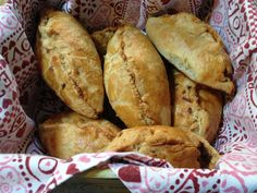 camping food | Camping food - Cheese & Marmite Pasties
