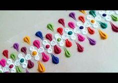 15 Ideas For Crochet Edging Patterns Baby Simple Easy Rangoli Designs Videos, Rangoli Designs Latest, Colorful Rangoli Designs, Rangoli Ideas, Rangoli Designs Diwali, Rangoli Designs Images, Beautiful Rangoli Designs, Diwali Rangoli, Rangoli Borders