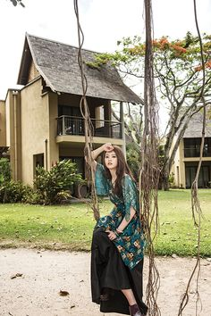 A Bohemian Go Ara Travels To Mauritius For Vol. 82 Of The Traveller | Couch Kimchi