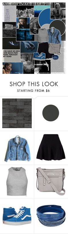 """I'm tired of watching all the flowers turn to stone"" by pie-epic ❤ liked on Polyvore featuring Vanity Fair, Calvin Klein Jeans, Miss Selfridge, T By Alexander Wang, Rosetti, Vans and Swarovski"