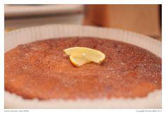 Lemon Polenta Cake (8200)