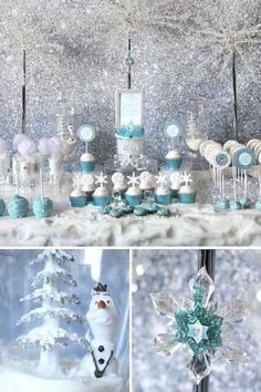 Fiesta de cumple de Frozen de Disney