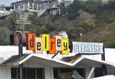 Del Rey Cleaners (no longer in existence).
