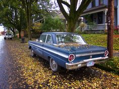 1965+Ford+Falcon+Coupe. I had one of these. First car. Very functional and sensible.