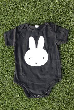 Minky Bunny Onesie