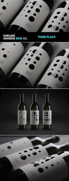 The Dieline Awards Piquentum St. Vital Series — The Dieline Cool Packaging, Wine Packaging, Packaging Design, Branding Design, Wine Design, Bottle Design, Label Design, Innovation News, Wine Label