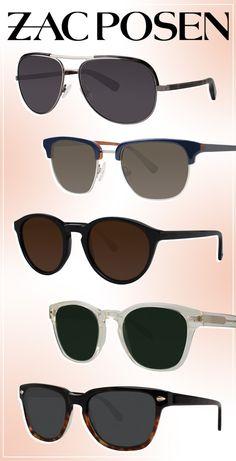 Zac Posen Frames are Endlessly Fashion-Forward: http://eyecessorizeblog.com/2016/03/zac-posen-frames-are-endlessly-fashion-forward/