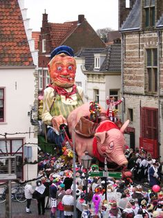 Carnaval - Bergen op Zoom - The Netherlands - ke