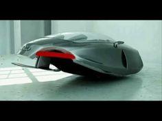 Audi Shark flying sportscar concept by Kazim Doku, video Porsche, Audi, Future Flying Cars, Future Car, Ducati, Lamborghini, Volkswagen, Space Car, Future Transportation