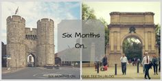 Six months on read it now! #blog #blogger