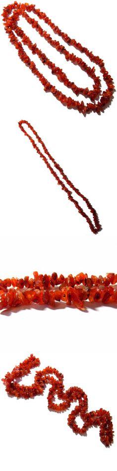 Carnelian 110790: Carnelian Bead Fancy Shape Cabochon Gemstone 415.00 Ct 8-11 Mm 35 1 Line -> BUY IT NOW ONLY: $30 on eBay!