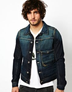 G-STAR RAW Mens Attacc Quilted JKT Jacket