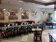 Kate& Cow-Themed Birthday Party at Chick-fil-A! Cow Birthday Parties, Farm Birthday, Girl First Birthday, Birthday Ideas, Birthday Celebration, Farm Themed Party, Farm Party, Happy Unbirthday, Cow Appreciation Day